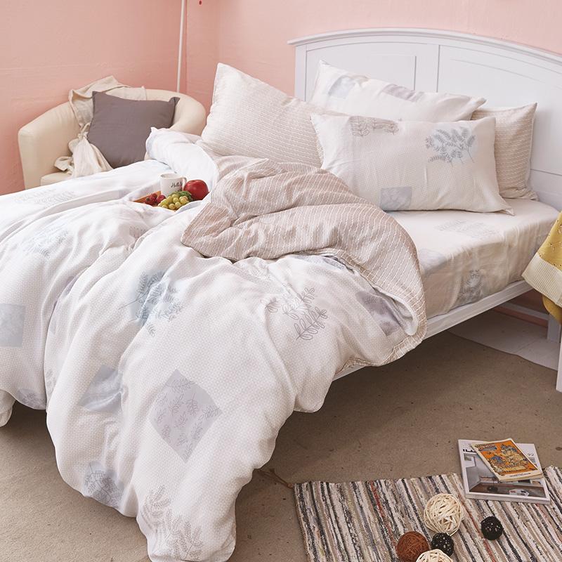 床包/單人【光合日晨】40支天絲單人床包含一件枕套