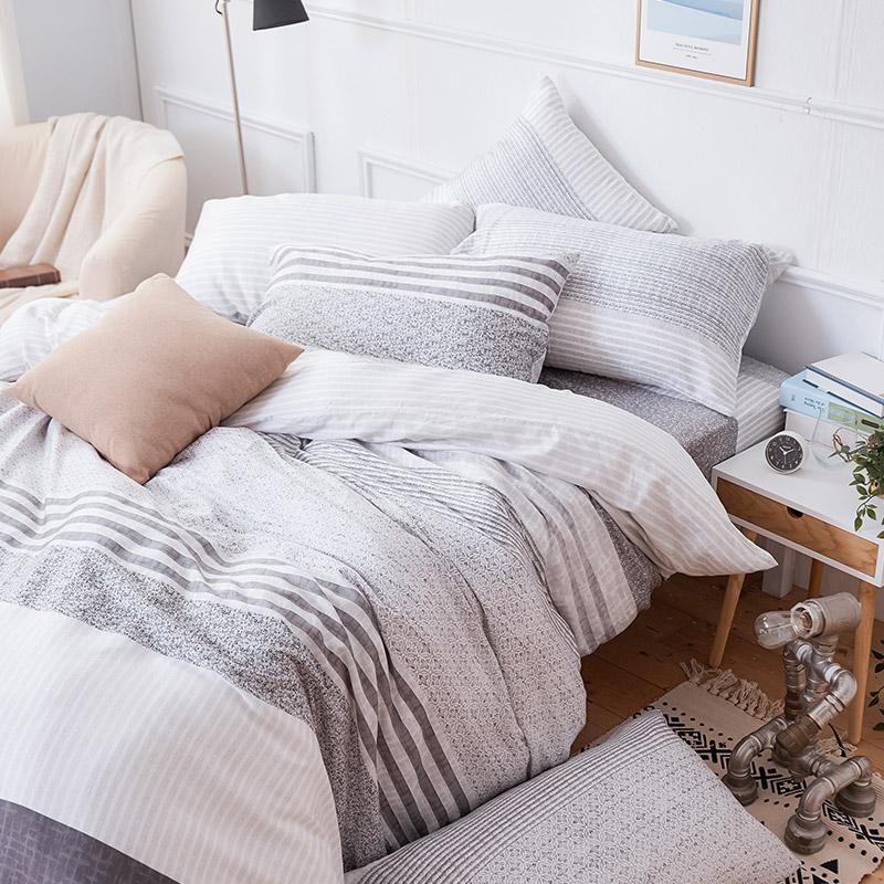 床包/雙人加大【日青】60支天絲雙人加大床包含二件枕套