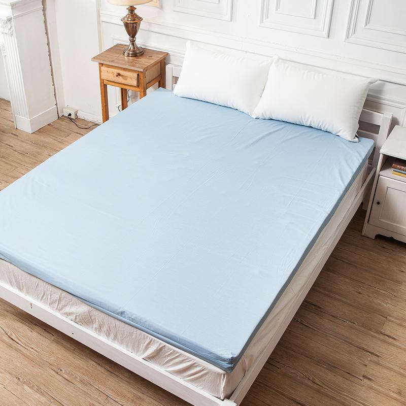 記憶床墊/單人加大平面【防潑水記憶床墊】3.5x6.2尺7CM3M配方防潑水表布
