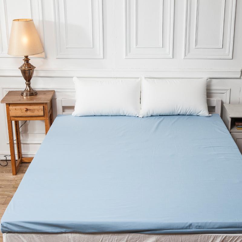 記憶床墊/雙人特大平面【防潑水記憶床墊】6x7尺7CM3M配方防潑水表布