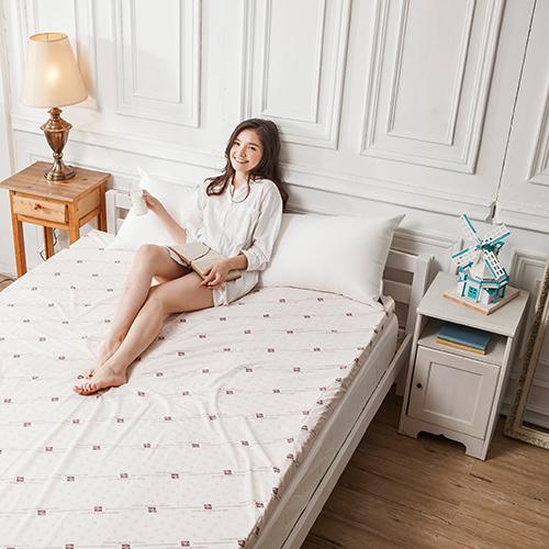乳膠床墊/雙人加大【皮爾帕門頂級天然乳膠床墊】6x6.2尺5CM原廠印花布套