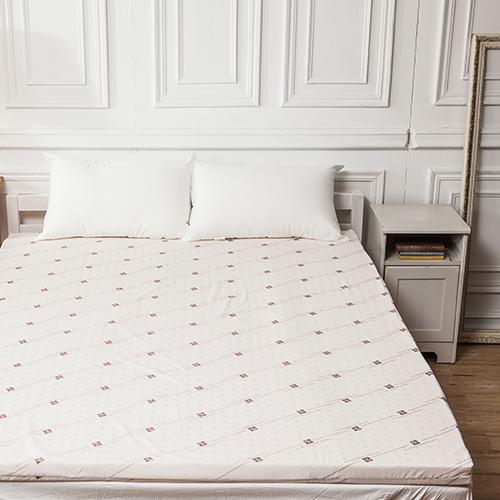 乳膠床墊/雙人特大【皮爾帕門頂級天然乳膠床墊】6x7尺5CM原廠印花布套