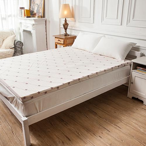 乳膠床墊/單人【皮爾帕門頂級天然乳膠床墊】3x6.2尺10CM原廠印花布套