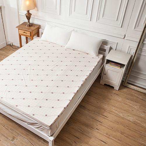 乳膠床墊/雙人加大【皮爾帕門頂級天然乳膠床墊】6x6.2尺10CM原廠印花布套