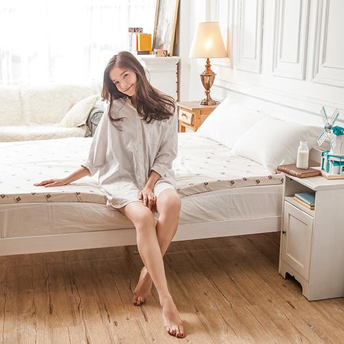 乳膠床墊/嬰兒床專用【皮爾帕門頂級天然乳膠床墊】2x4尺5CM原廠印花布套