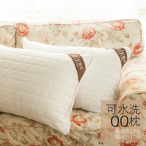 枕頭/QQ枕【可水洗QQ枕】防潑水表布車格設計