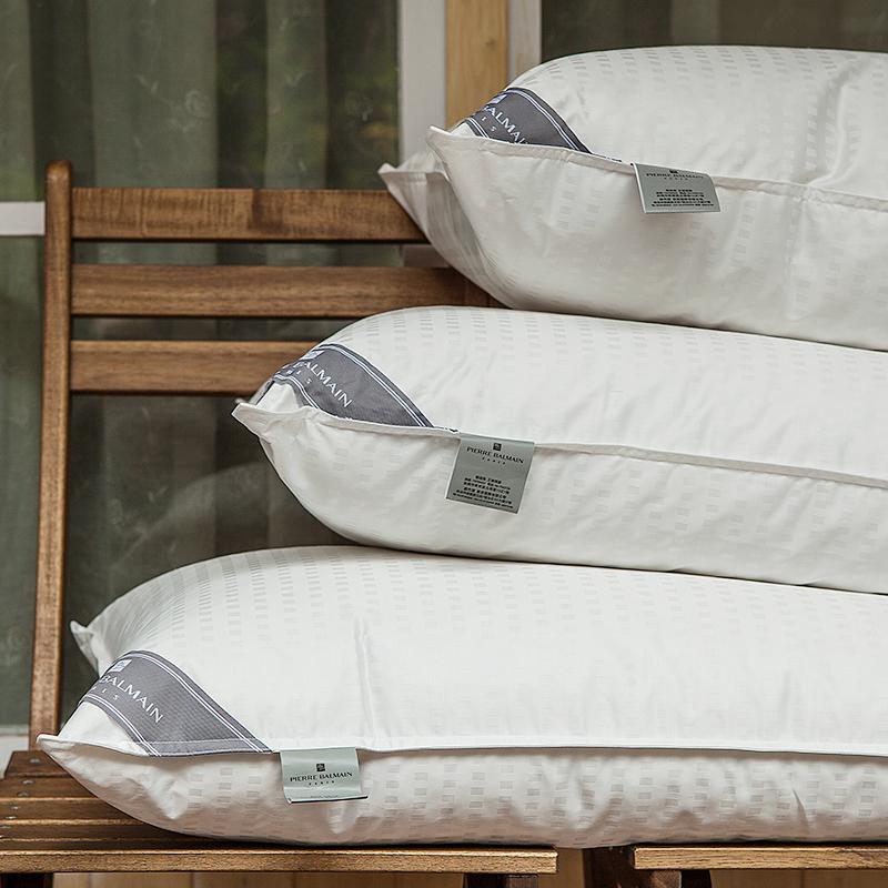 枕頭/羽絨枕【PB頂級羽絨枕】高規格50D/50F輕盈蓬鬆
