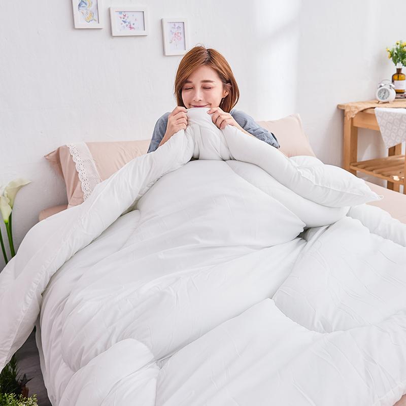 棉被/雙人【守護發熱被】吸濕透氣,保暖升級