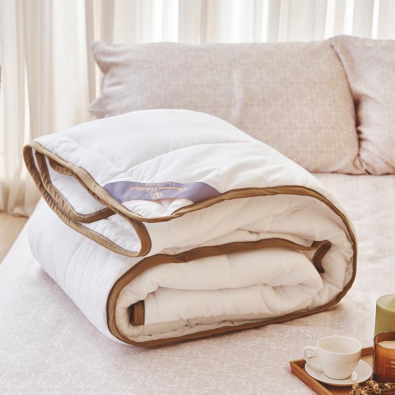 棉被/雙人【A級可機洗超保暖抗菌被】極輕盈保暖,潔淨可機洗