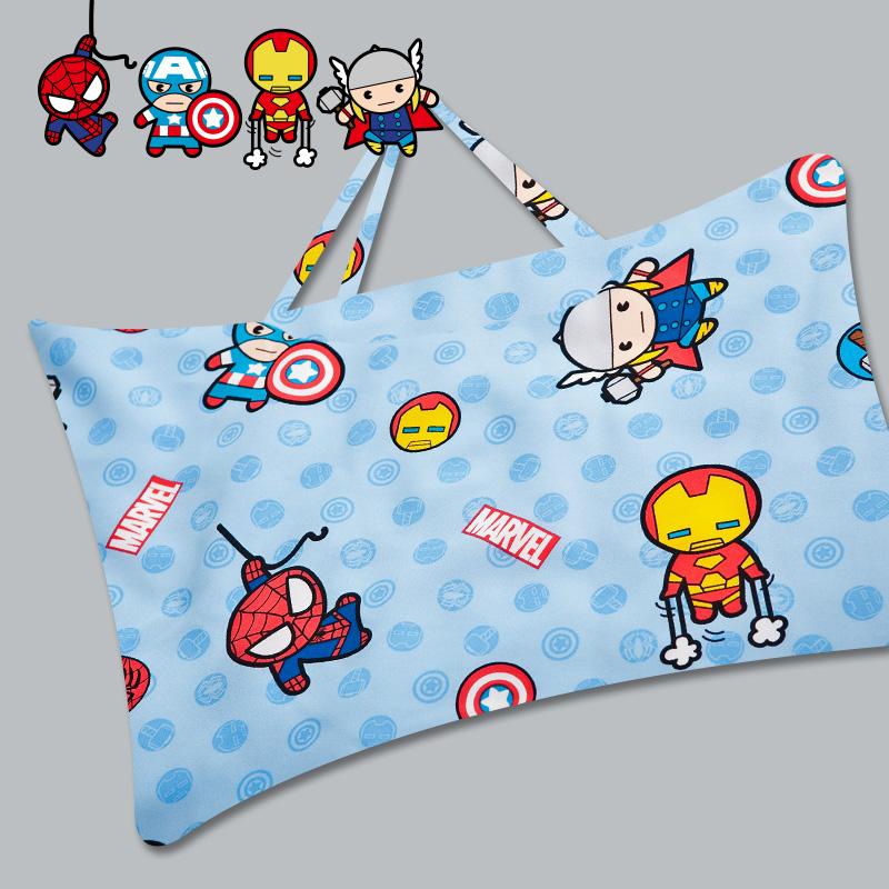 標準睡袋【復仇者聯盟-超萌英雄】高密度磨毛布標準幼教睡袋