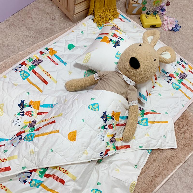 兒童睡墊組/【純真天賦-三合一睡墊組】
