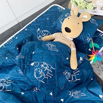 兒童睡墊組/【迷路的床邊故事-三合一睡墊組】