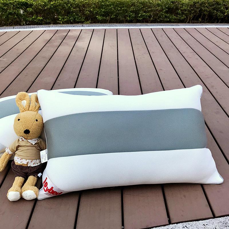 枕頭/水洗枕(兩入組)【可水洗3D透氣枕】超透氣彈性網布