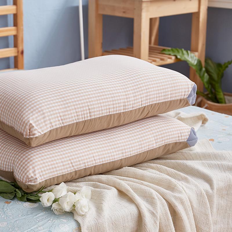 枕頭/水洗枕(兩入組)【樂芙舒適睡眠水洗枕】特殊網狀設計